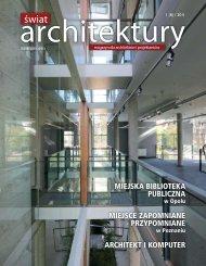 swiat 08 - Świat Architektury