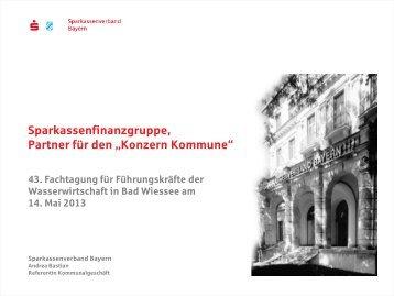 """Sparkassenfinanzgruppe, Partner für den """"Konzern ... - ipse-service.de"""