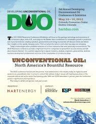 May 14 – 16, 2012 - DUG Eagle Ford