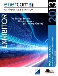 Exhibitors - Enercom