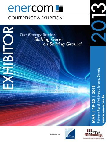 Exhibitors - Enercom