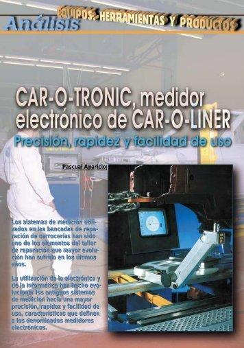 Los sistemas de medición utili- zados en las ... - Centro Zaragoza