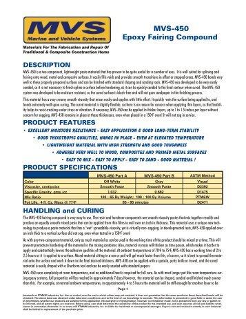 MVS-450 System Bulletin 07apr05.vp - Composites Canada