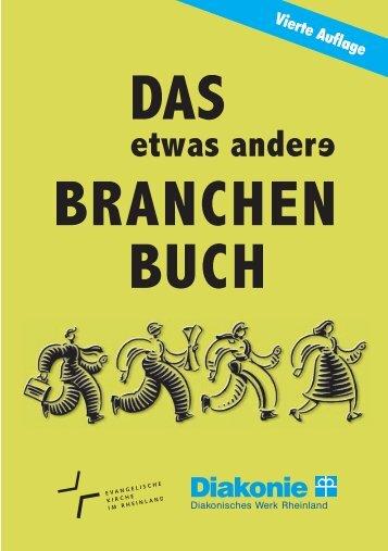 Das etwas andere Branchenbuch - Diakonie Rheinland-Westfalen ...