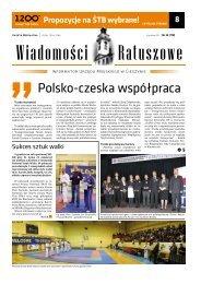 9 grudnia 2011.pdf - Cieszyn.pl