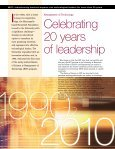 Fall/Winter 2010 - Technological Leadership Institute - University of ... - Page 3