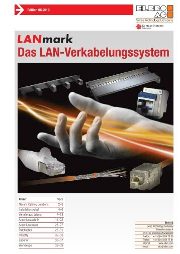 Das LAN-Verkabelungssystem