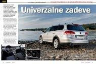 Volkswagen Passat Alltrack 2.0 TDI (125 kW ... - Avto Magazin