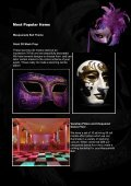Venetian Masquerade Ball - Page 3