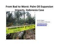 in indonesia - Eine Welt Netz NRW