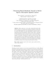 Clustering-Based Similarity Search in Metric ... - tp7552-2009-2