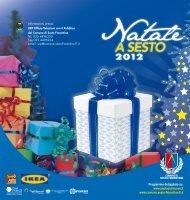 Natale a Sesto 2012 - Comune di Sesto Fiorentino