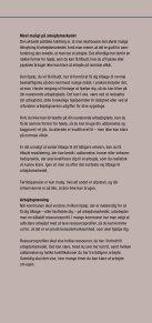Sociale rettigheder - Hiv-Danmark - Page 6