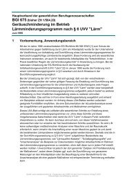 BGI 675 - beim Carl Heymanns Verlag