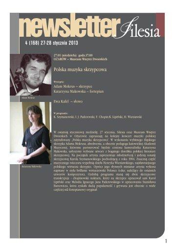 4 (168) 27-28 stycznia 2013 1 - Silesia