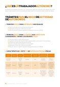guia rapida para el nuevo trabajador autonomo y emprendedor - Page 2