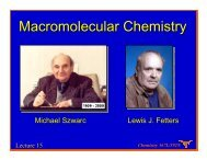 Lecture 15 - Willson Research Group