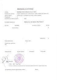 Protokol o vytýčení MŠ.pdf - Líbeznice
