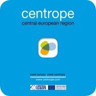Der Imagefolder des Projektpartners Centrope
