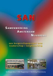 SAN publicatie juni 2009 - Diversity Joy