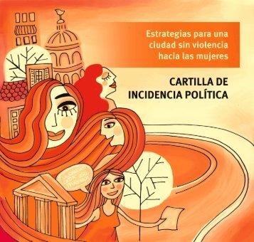 Ver cartilla - Red Mujer y Hábitat de América Latina
