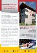 Plaquette de présentation de L'ENIT - Page 3
