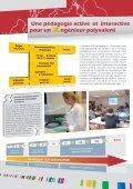 Plaquette de présentation de L'ENIT - Page 4