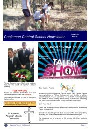 09 Term 1, Week 11 Week 15 [pdf, 811 KB] - Coolamon Central School