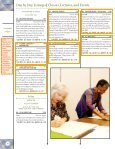 Day by Day Listing of Classes, Lectures, and Events - Page 3