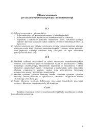 Odborné usmernenie pre základné vyšetrovacie postupy v ...
