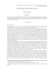 J. London Math. Soc. (2)