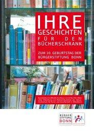 Eine wahre Geschichte: Der offene Bücherschrank von Poppelsdorf