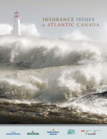 Insurance Issues in Atlantic Canada.pdf - Atlantic Climate