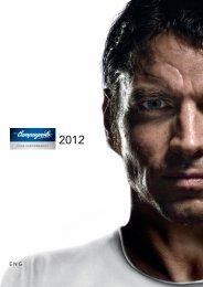 Catalogue 2012 - Components - Campagnolo