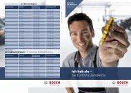 Aktionsfolder mit allen Informationen (PDF; 650 kB) - Bosch ...