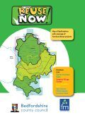 Reuse leaflet - Bedfordshire County Council - Page 5