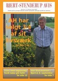 August - Bjert Stenderup Net-Avis
