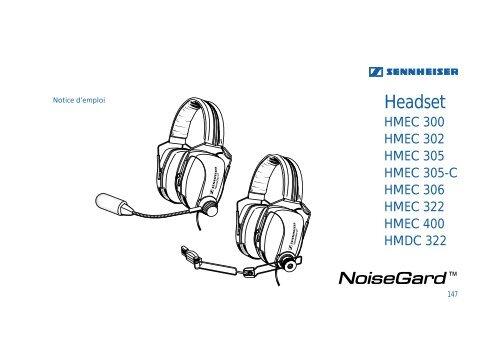 Headset - Sennheiser