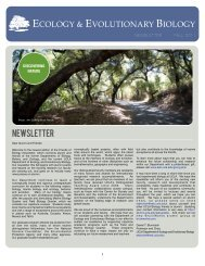 Read about Dr. Lunt's life and work - UCLA Department of Ecology ...