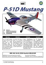 BMI NV/SA B-2550 Kontich BELGIUM - BMI-models