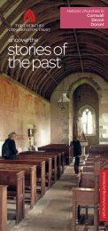 Devon and Cornwall - The Churches Conservation Trust