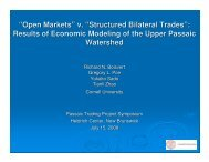 """""""Open Markets"""" v. """"Structured Bilateral Trades"""": Results of Economic ..."""