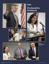 Declarative Sentence - Lawyers