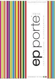 Mini Brochure - PLATINO SUPER - Ep porte