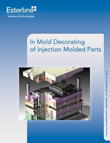 In Mold Decorating of Injection Molded Parts - Esterline
