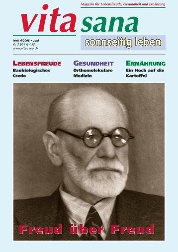 Freud über Freud