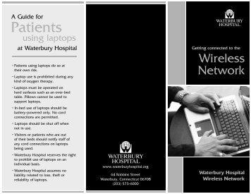 Wireless - Waterbury Hospital
