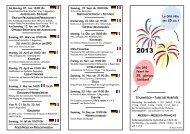 Programm 2013 - Deutsch französische Gesellschaft Regensburg