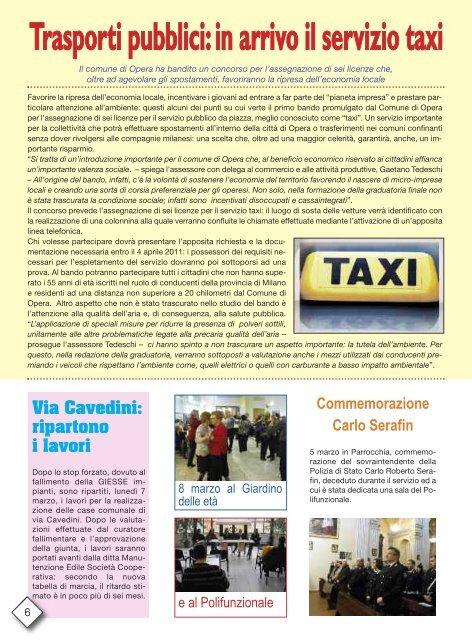 informa - Centro Anziani