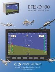 Download Data Sheet - Dynon Avionics